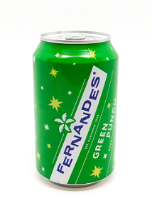 Foto Fernandes Green 330 ml