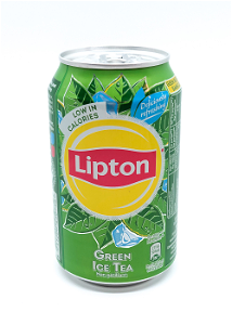 Foto Lipton Green Tea 330 ml